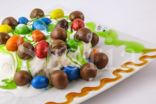 M & M's Cheese Madness